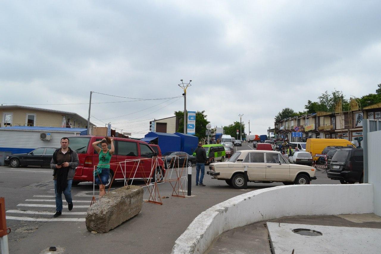 Елена Руденко (Валтея). Украина. Одесса. Рынок 7 км. Фото и описание. 1MLfRvY1eQA
