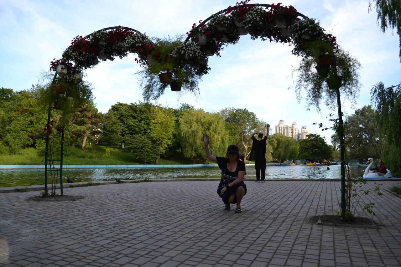 Елена руденко (Валтея). Украина. одесса. Парк Победы. Июнь 2016 г. Фото и описание. 1yFYylu8qY0