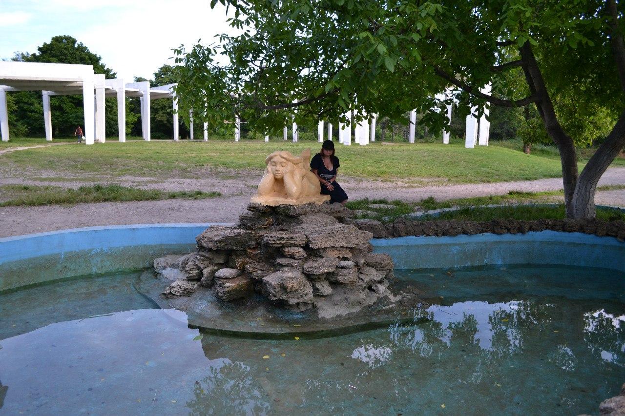 Елена руденко (Валтея). Украина. одесса. Парк Победы. Июнь 2016 г. Фото и описание. PgZaTMf9CwA