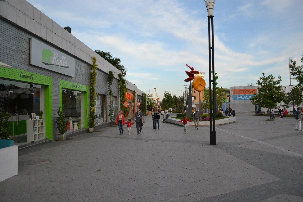 Елена Руденко ( Валтея). Украина. Одесса. Аркадия. Июнь 2016 г.  Фото и описание.  W_9Xas4JSv8