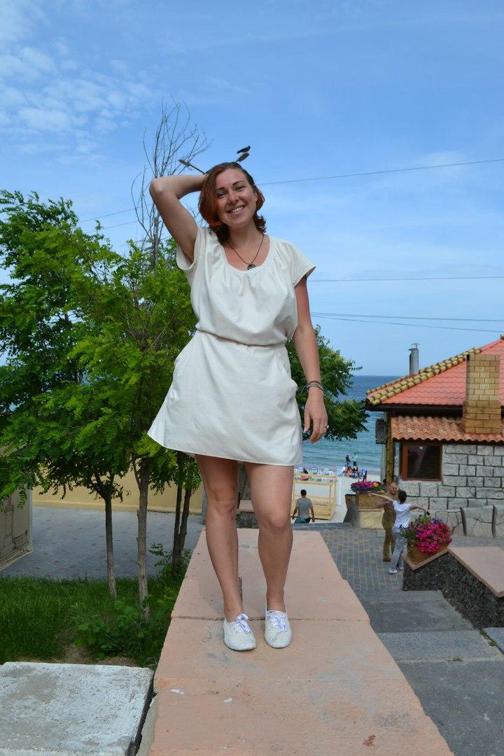 Елена Руденко (Валтея) . Украина. Одесса. Ланжерон. Июнь 2016 г. Yzj1nq2iDSU