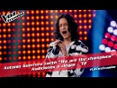 Шоу Голос Эквадор Антонио Герреро с песней Мы чемпионы The Voice Ecuador 2016 Antonio Guerrero cantó We are the champions оригинал рок группа Queen