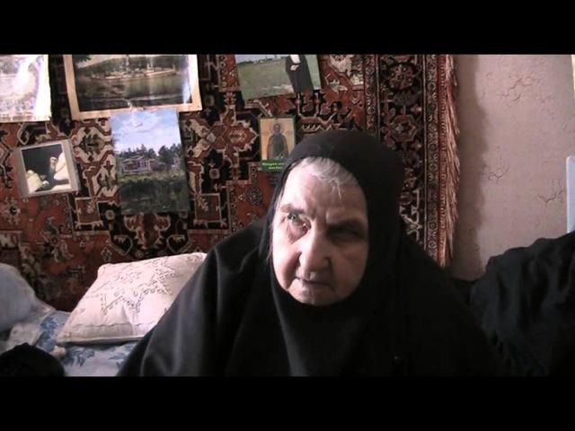 Воспоминания схимонахини Мелитины о своем духовном отце архиепископе Антонии
