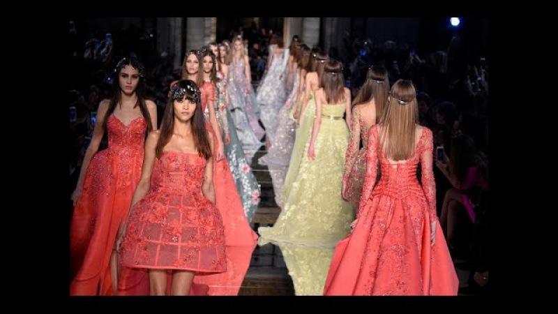 Zuhair Murad Spring Summer 2016 Haute Couture Fashion Show
