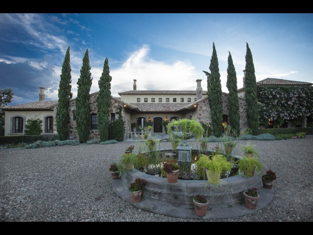 Magnificent Tuscan-Style Estate in San Miguel De Allende, Mexico