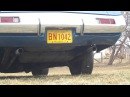 1970 Dodge Dart Glasspack Dual Exhaust