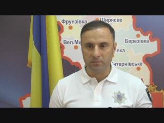 В Одессе во время празднования дня рождения задержан вор в законе. Видео