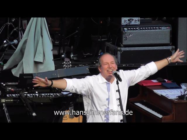 Hans Zimmer - Madagascar - Hans Zimmer Live - Orange - 05.06.2016