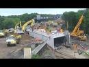 Как построить туннель длинной 70 метров за 2 дня