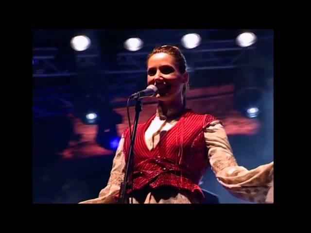 Sanja Ilic Balkanika - Plava Ptica [Live On Kalemegdan]