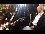 Александр Поздняков (гитара) и Илья Покровский (барабаны) - джем-сюрприз - 3 декабря 2015