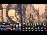 Живопись пастелью Красные маки - Видео Мастер Класс