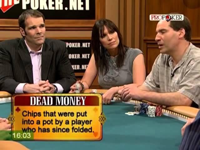 Школа покера - Урок 9: Игра большим стеком