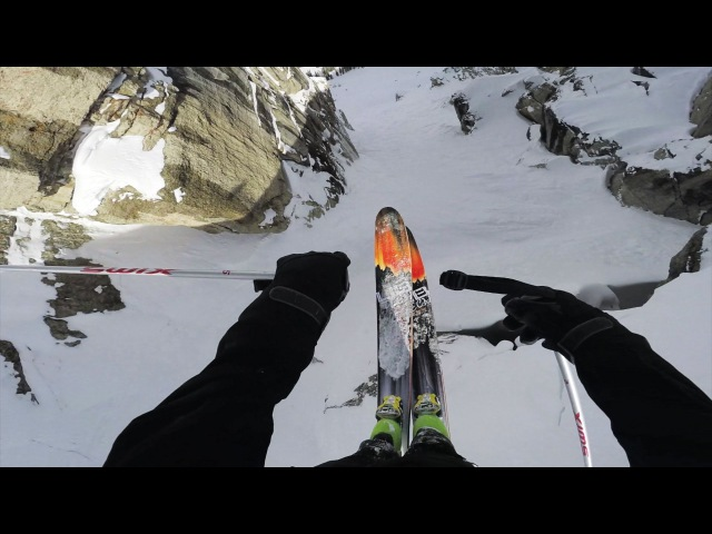 GoPro: Line of the Winter March 2016 Co-winner Blaine Gallivan