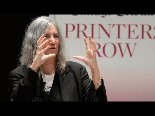 Patti Smith: I don't like to be pigeonholed » Freewka.com - Смотреть онлайн в хорощем качестве