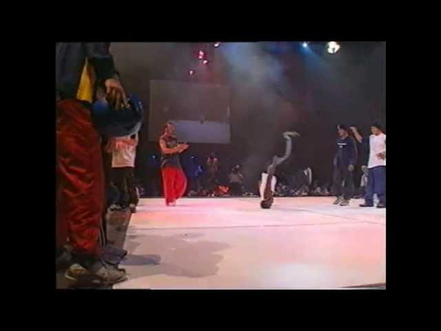 BOTY 1999 Final - Suicidal Lifestyle vs. Rock Force Crew