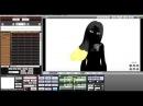 MMD-1 урок-Как сделать любые движения, вставить модель и готовый танец?