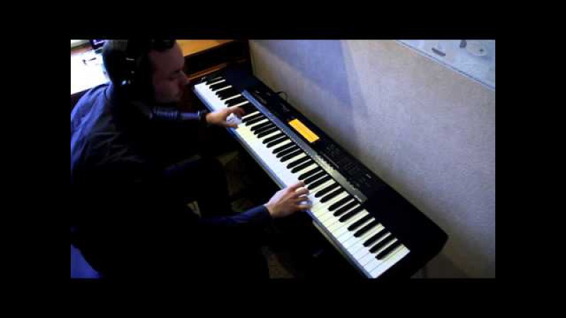 Scorpions - Wind of change - piano cover by R.Shatalov