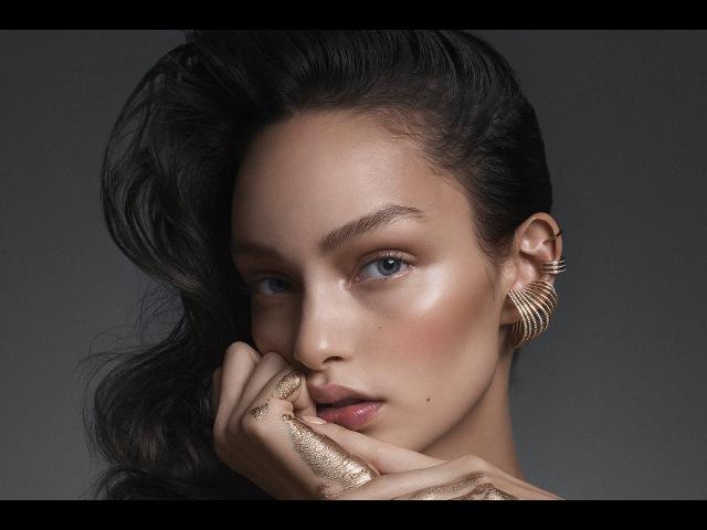 Gen NEXT - Yulia Gorbachenko: Gold Standard Shoot for Harper's Bazaar