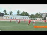 Городская футбольная команда провела первую игру нового сезона