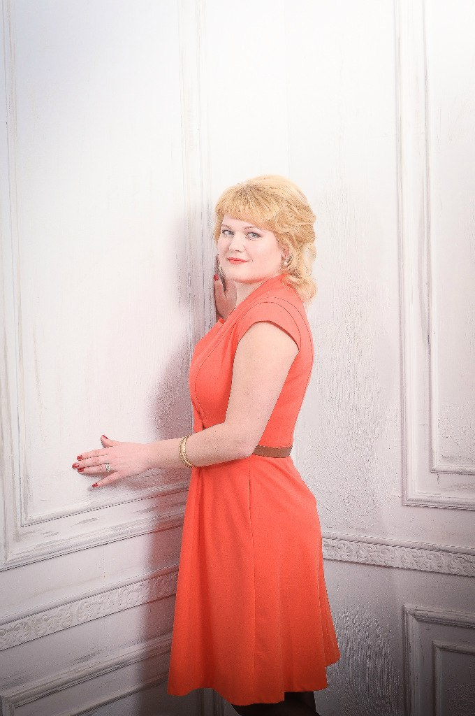 Ella Lampel, Krasnoyarsk - photo №1
