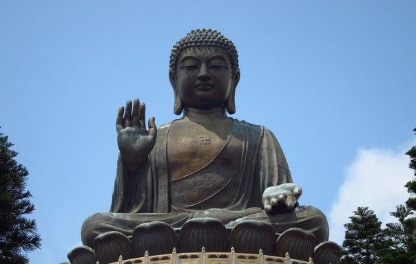 """Правильная медитация - это всегда маленькая смерть твоего старого """"я"""", ради новой, более возвышенной жизни."""