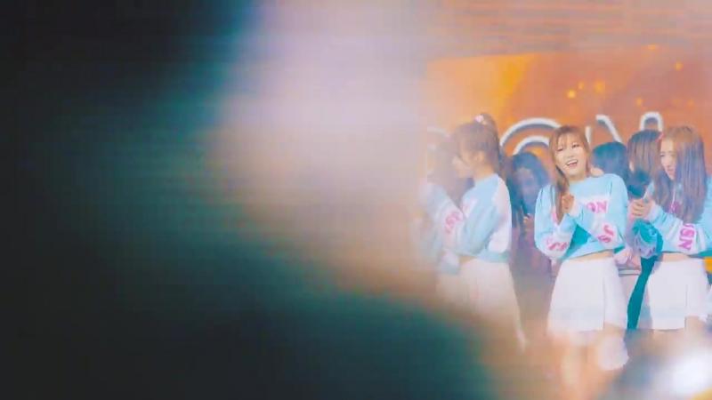 160427 우주소녀 @ 울산 분수광장 쇼챔 엔딩 4k Fancam