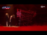 Momo (TWICE) x Mina - Crazy In Love (Remix) @ Hit The Stage 160817
