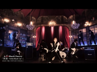 Acid Black Cherry「黒猫 〜Adult Black Cat〜」PV (web size version)