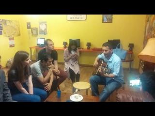 Турецкая музыка в Русском разговорном клубе
