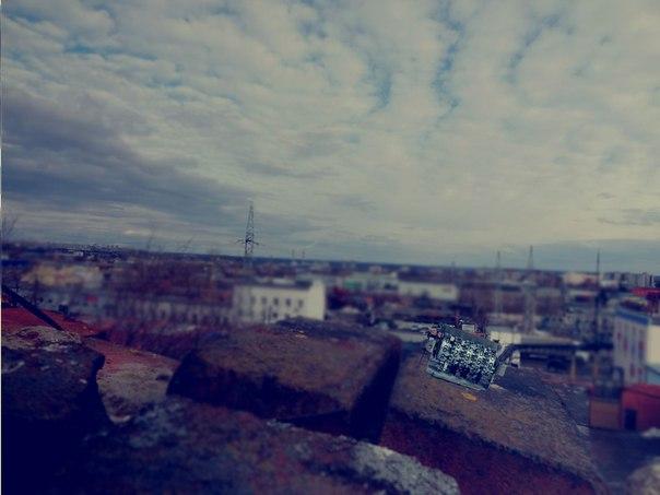 КБ Владимирского тракторного завода.