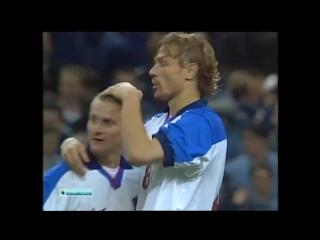 Франция 2-3 Россия | 1999 | Обзор матча