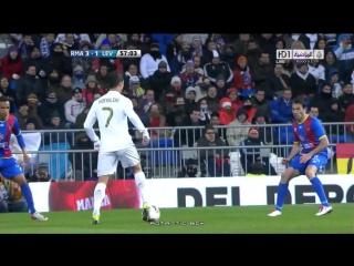 Невероятный гол Роналду в ворота
