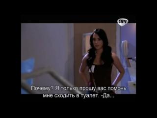 Андреа  приходит  в  больницу  к  Самуэлю. (Сериал  Земля  королей)