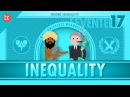 Income and Wealth Inequality Crash Course Economics 17
