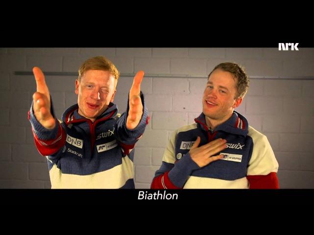MUSIKKVIDEO: The Story of Biathlon