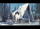 Потолок ледяной Эдуард Хиль Новогодняя песня ЗИМА с субтитрами