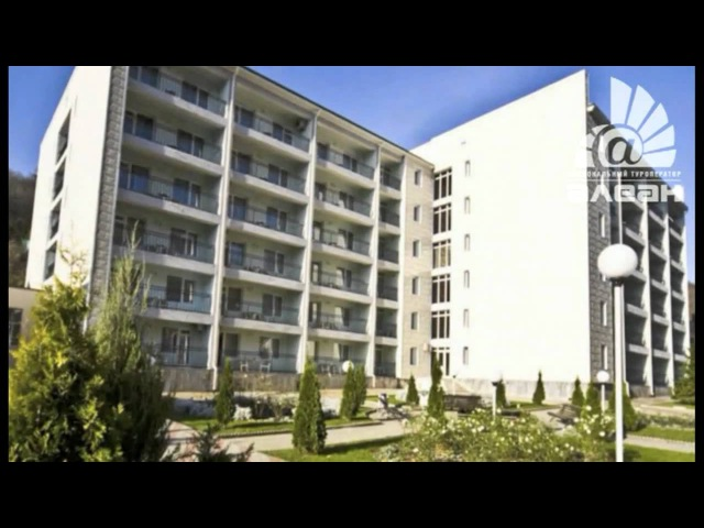 Оздоровительный комплекс Орбита [ Туапсе - п. Ольгинка ] АЛЕАН www.alean.ru Отдых в Сочи