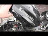 Синхронизация инжектора на базе Kawasaki Z1000SX Tourer