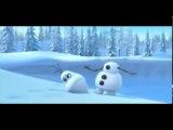 Прикольный мульт  про снеговика.Поднимает настроение