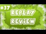Split, Decap and Skeet! | Replay Review - #37 (Toribash)