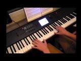 Surface of the Sun (Adagio in D Minor) - John Murphy - Piano cover