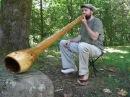 Ondrej Smeykal Playing a Chad Butler Didgeridoo