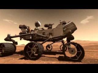 Полное видео посадки Кьюриосити на Марс