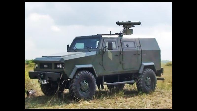 Новая военная техника Украины 2015, обзор броневика Козак II [КАЗАК 2]
