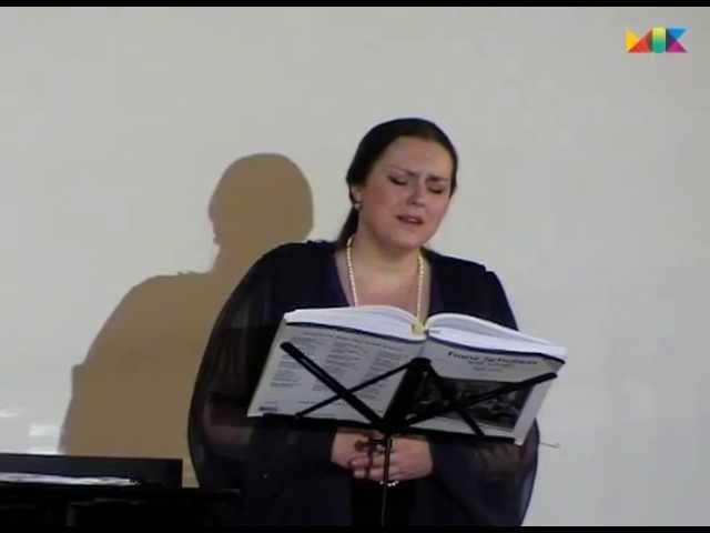 Яна Иванилова и Е.Талисман. Ф.Шуберт. Ave Maria.