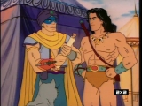 Приключения Конана-варвара S01E36-40 (08.01.14) 2х2