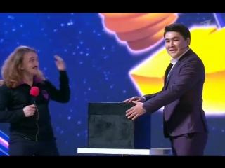 КВН 2016 - Камызяки - Экстренный выпуск программы Поле Чудес