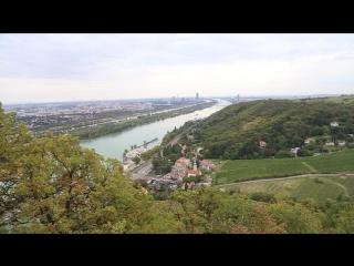 Австрия. Вена. Вид с горы Каленберг