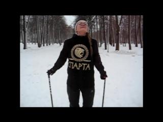 Тюлькина Вера-скандинавская ходьба